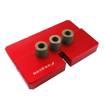 Pocket Slant Hole Jig System Oblique Hole Drill Guide Woodwork Drilling Jig