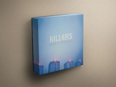 The Killers Hot Fuss Giclee Canvas Album Cover Art Picture