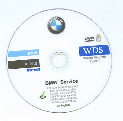 Bmw wds v 15.0 03/2009  wiring diagram system - latest version