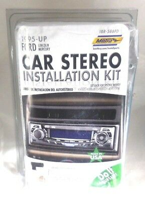 Metra IBR-807HD Car Stereo Installation Kit for Honda Acura 1989 Up Unit B2