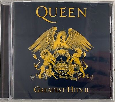 Queen - Greatest Hits II (2011 Remaster) Original recording remastered (CD)