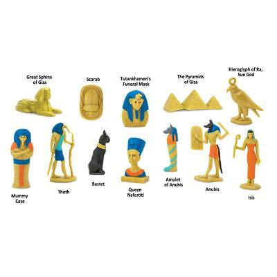 Ancient Egypt Toob Mini Figures Safari Ltd NEW Toys Educational Kids Figures