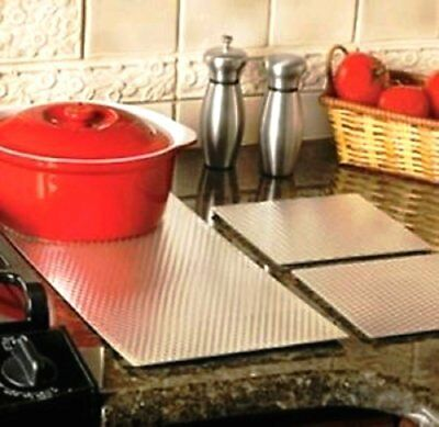 """Kitchen Trivet Counter Table Mat Heat Protection Non Skid Insulated 17"""" x 14"""""""