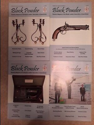 Black Powder - Quarterly Magazine Muzzle Loaders' Association of Great Britain