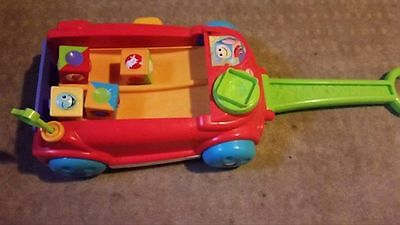 Fisher price roller blocks rockin