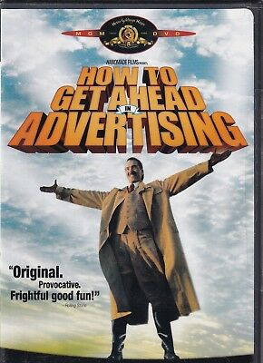 HOW TO GET AHEAD IN ADVERTISING (DVD Widescreen  Full Frame) (G)