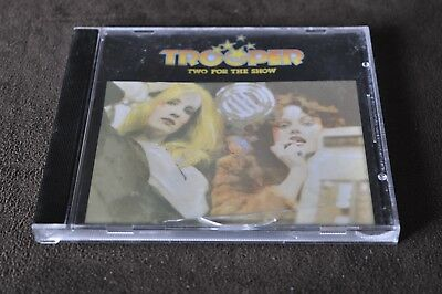 Two for the Show by Trooper (CD, Nov-2004, MCA Canada)