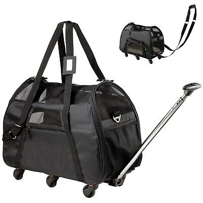 Wheeled Pet Carrier USED 2 Carriers For Cheaper Then  1