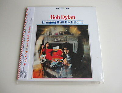 Bob Dylan - Bringing It All Back Home MINI LP CD