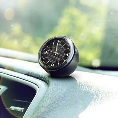 Professional Car Quartz Watch Clock Auto Refit Interior Decor Ornament Luminous