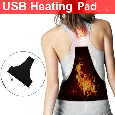 Electric Clothing DIY Outdoor Mobile USB Heating Vest Thermal Pad Jacket Heated