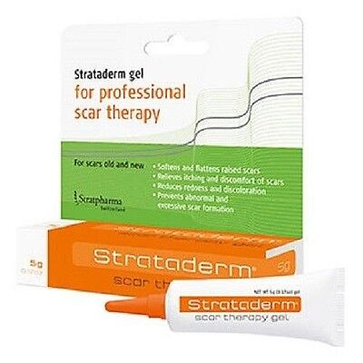 Strataderm Gel For Professional Scar Therapy (5 G)