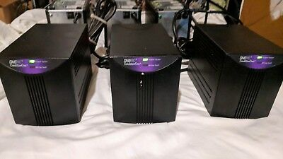 Lot of six 6x OneAC ConditionOne PC120A-S2S surge suppressors Power Conditioners