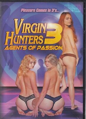 Virgin Hunters 3: Agents Of Passion Dvd (G)