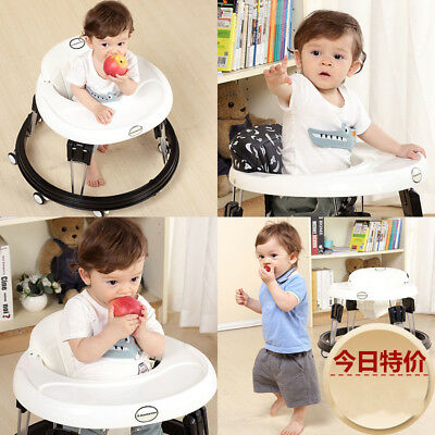 Baby Walker Toddler Play Toy Activity Steps Learning Assistant Ride On Car