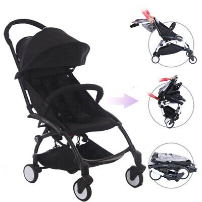 Foldable Baby Stroller Pram Compact Lightweight Jogger Travel Carry on Plane