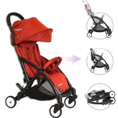Lightweight Baby Toddler Stroller Pram Jogger Travel Carry Foldable Pushchair AU