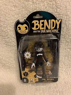 Bendy And The Ink Machine Ink - Bendy Action Figure - NEW SEALED