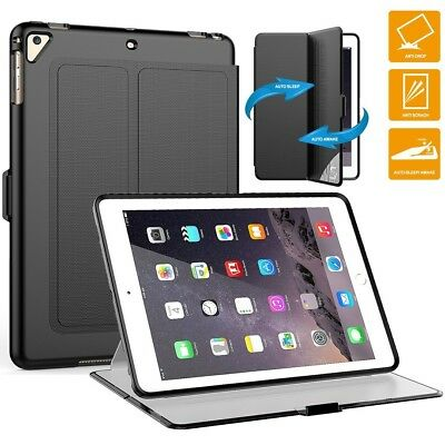 Smart Cover Shockproof Tablet Stand Case For Apple iPad 2 3 4 5 6&Mini&Air 1 2