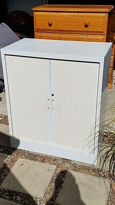 shutter door office cabinet