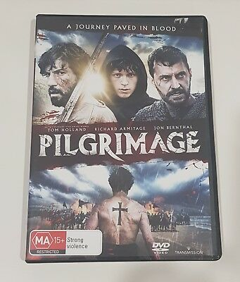 Pilgrimage Dvd (Ex-Rental)