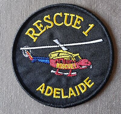 Rescue 1 Adelaide Patch (social)
