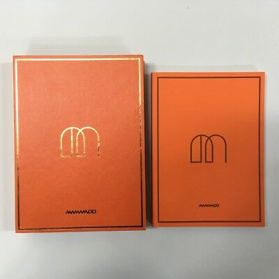 [No Photocard] Mamamoo Melting 1st album CD+Photobook