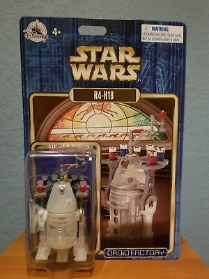 Disney  Star Wars Droid Factory R4-H18 Christmas 2018 Disney Parks collectable