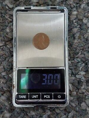 1982 Large Date Lincoln Memorial Cent (3.0 Grams)