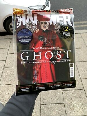 Metal Hammer Magazine Issue 319 March 2019 - 50 Years Of Metal Free Gifts Oooh