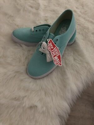 VANS AUTHENTIC LO Pro Sneakers Damen Gr 40 olive w NEU + 3x