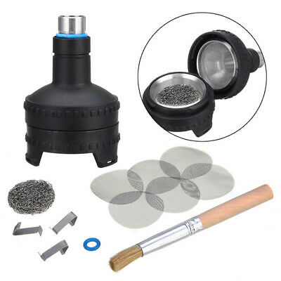 Replacement Easy Valve Filling Chamber Housing Filter Screen Parts For Volcano
