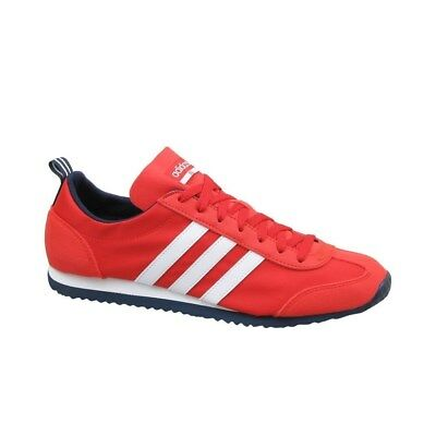 Adidas VS Jog DB0463 red halfshoes