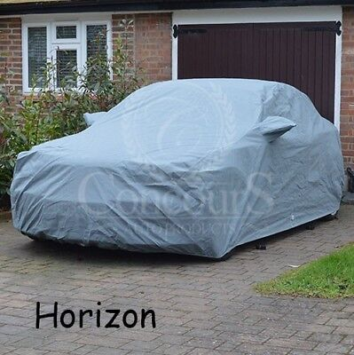 Outdoor Car Cover Waterproof Rain UV For Ford Sierra RS Cosworth 4DR