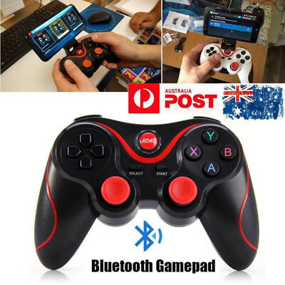 2pcs Wireless Bluetooth Gamepad Joystick S600 Game Controller For Android iOS PC