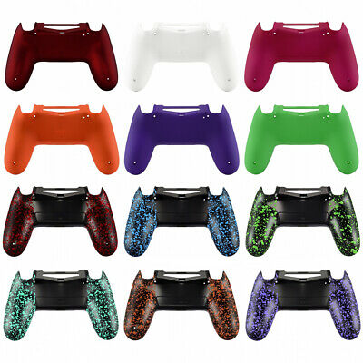 PlayStation 4 Replacement Back Shell Controller Backplate for PS4 V2 Controller