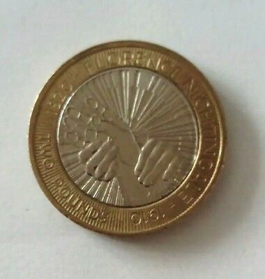 Florence Nightingale 2 Pound Coin 2010