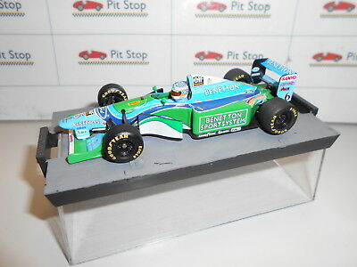 Minichamps Cod559 Benetton Ford B194 #6 Letho 1994 No Box 1:43