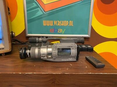 Sony CCD-VX1e - Handycam PRO Video hi8