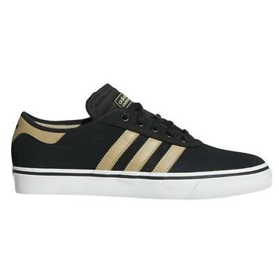 free shipping 3d63d 02ee6 Chaussure Adidas Skateboarding Adi-Ease Premiere Black Gold White