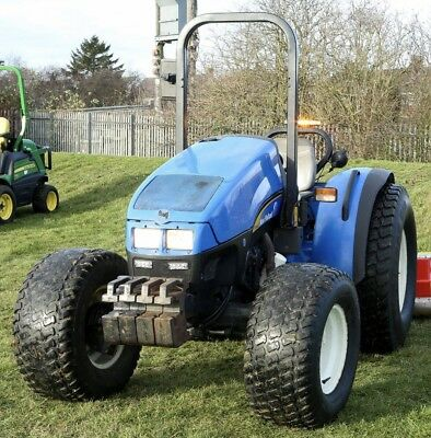 New Holland Compact Tractor TCE40