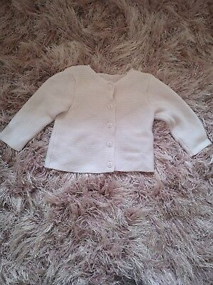 Mothercare Cardigan Baby Girls 3-6 Months