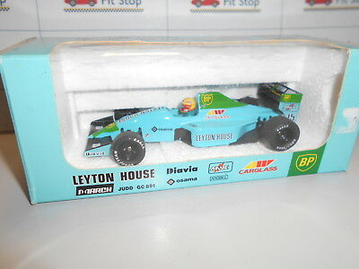 Onyx 023 Leyton House March Judd Gc891 #15 Gugelmin 1989 1:43