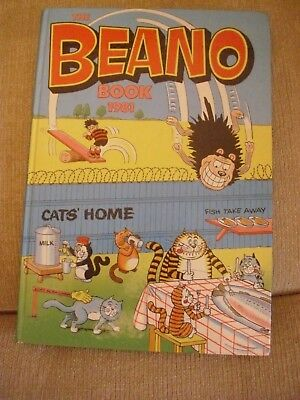 The Beano Book Annual 1981 Unclipped
