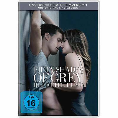 Fifty Shades of Grey - Befreite Lust (DVD)