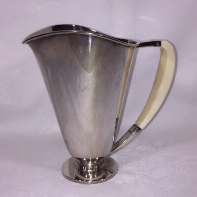 Very Rare A DRAGSTED Sterling Silver Pitcher Denmark Copenhagen