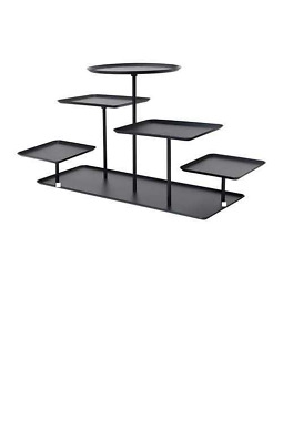 *New* SAMMANHANG  Display stand Black *Brand IKEA*