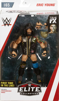 WWE Mattel Eric Young Elite Series #65 Figure
