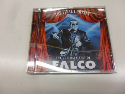 CD  Falco  – The Final Curtain - The Ultimate Best Of Falco