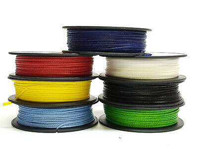 1.2mm Polyester Waxed Whipping Twine 30mt Spool